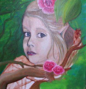 """Öl """"Portrait"""""""